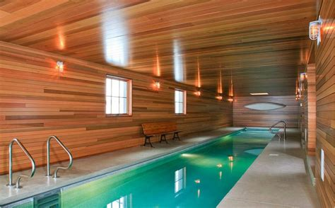 house with pool inside custom indoor swimming pools pool design ideas