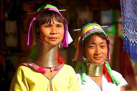 imagenes mujeres jirafa tripme5 187 tailandia mujeres jirafa en mae hong son