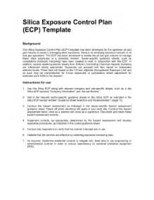 exposure control plan template beepmunk