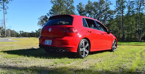 2017 golf r review 2017 vw golf r 6 speed manual hd road test review