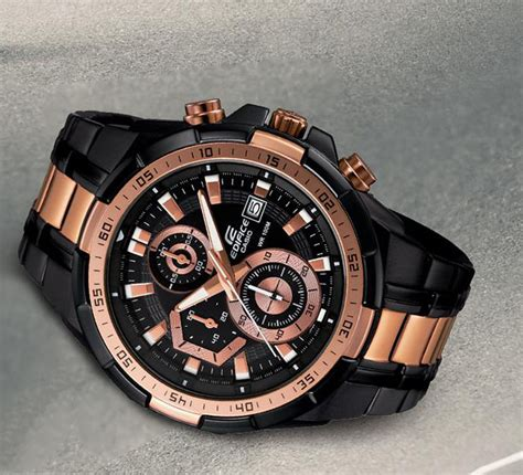 Casio Edifice Efr 550 Combi Gold edifice efr 539sg gold pink gold 2 casio news