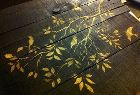wood art stain stained wood art fundiyideas