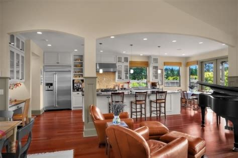 Moving Kitchen Into Living Room 1000 Images About Knock Out Wall Ideas On