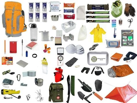 10 Day Disaster Emergency Survival Kit Bug Out Bag Earthquake Food W survival three driverlayer search engine