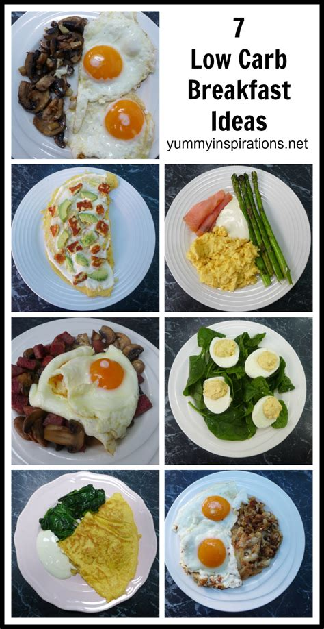 7 low carb breakfast ideas a week of keto breakfast recipes