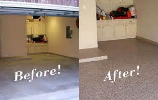 Paint indoor concrete floors painted concrete floor before and after