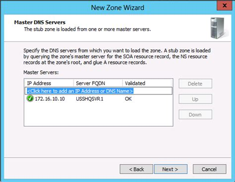 Configure L Server by How To Configure A Dns Secondary Zone In Windows Server