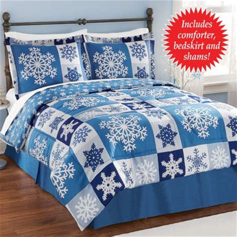 snowflake comforter set 35 best images about i want it on pinterest christmas