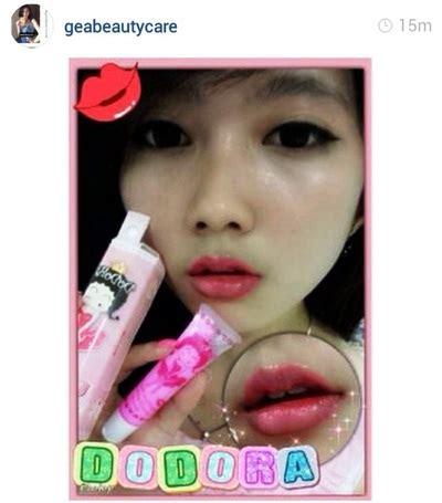 Terjangkau Baby Pewarna Bibir Alami dodora niple bibir pink merona alami tanpa