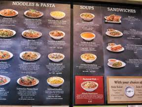 Noodles And Company Noodles And Company Menu Jpg Images Frompo