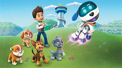 paw patrol: the great robot rescue | leapfrog