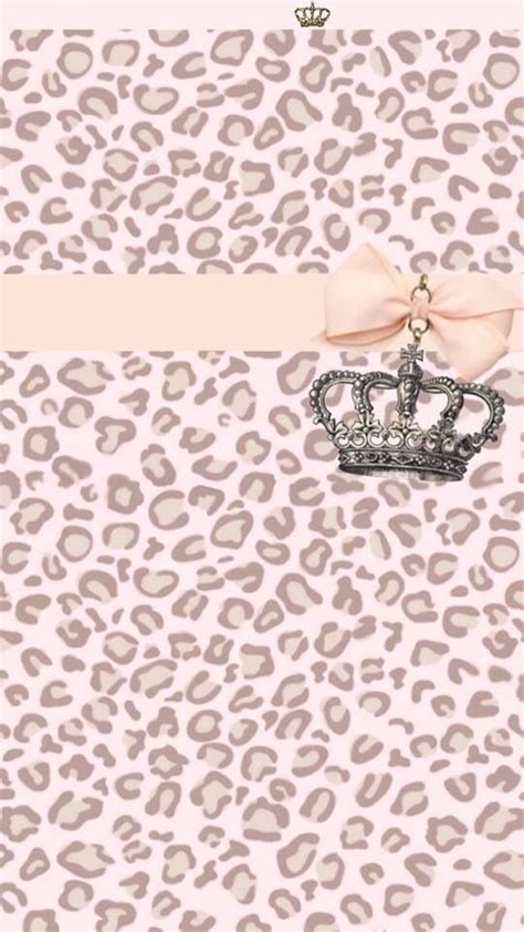 girly beige wallpaper pink beige leopard lockscreen background to iphone5 with