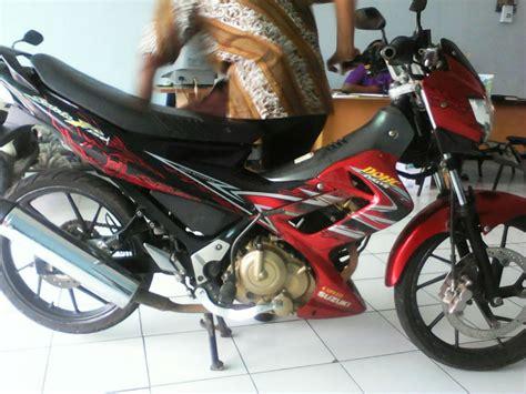 Motor Satria Fu 2012 Bekas satria fu 2012 istimewa dan supeeer murah jual motor