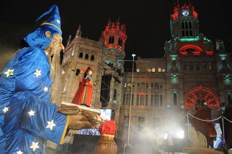 fotos reyes magos en madrid los reyes m 225 s m 225 gicos ayuntamiento de madrid