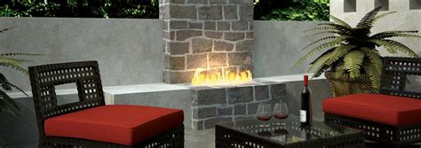Outdoor Gas Fireplace Burner by Outdoor Gas Fireplace Burner Plateau Pto30 Regency