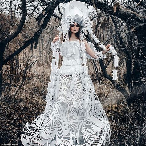 russian designer asya kozina crafts wedding dresses