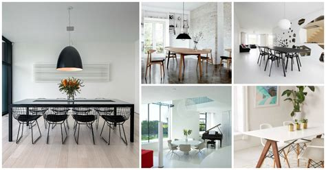 Things In The Dining Room by Sleek Dining Rooms That Will Charm You With Simplicity And