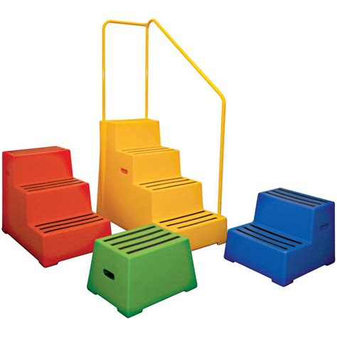 h d moulded plastic steps 1 to 4 treads ese direct