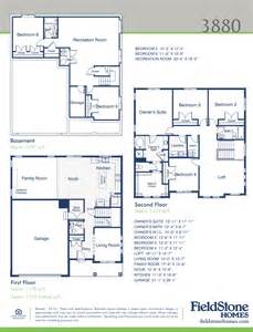 Fieldstone Homes Floor Plans by Fieldstone Homes Utah Floor Plans House Design Plans