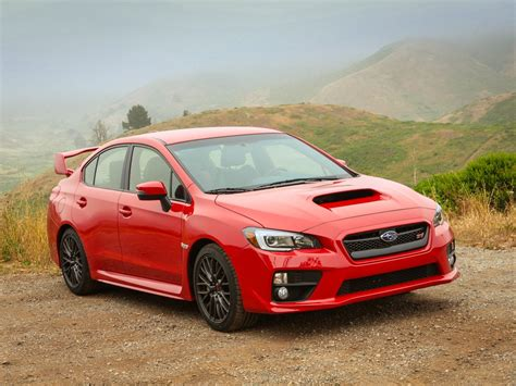 2015 Subaru Sti by 2015 Subaru Wrx Sti Puts Go Before Show Pictures Roadshow