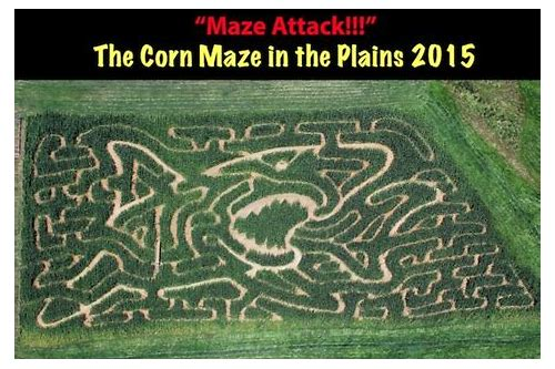 coupons for corn maze in the plains