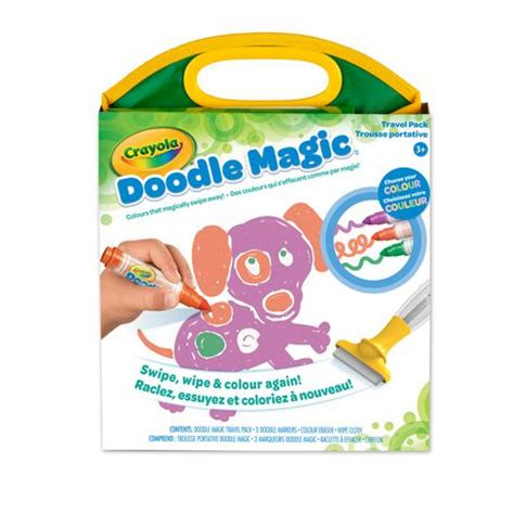 doodle magic how to use doodle magic travel pack walmart ca