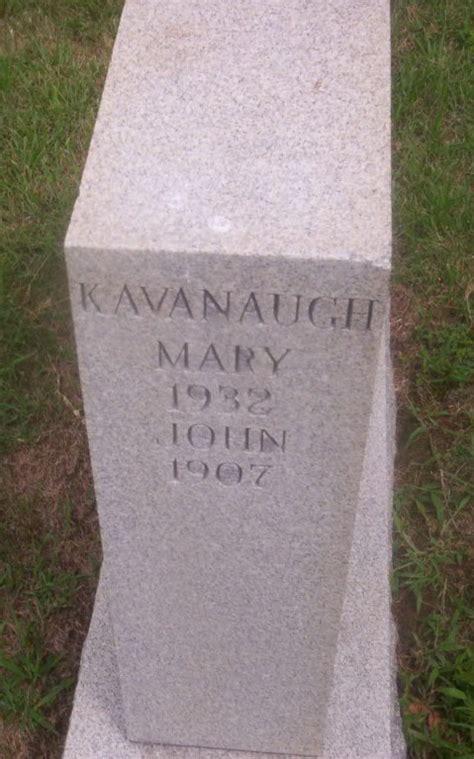 John kavanaugh mary bastian marriage indiana