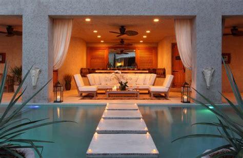 patio interior design eclairage encastr 233 30 photos illustrant un bonne illumination