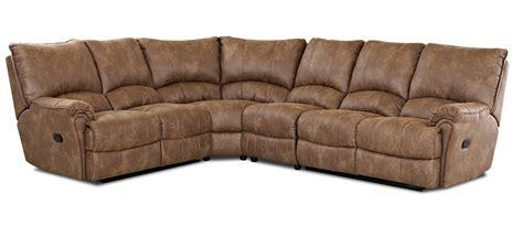 Sec Sofa Klaussner Briscoe Us Sectional Sofa Set Jaxson Silt Kl