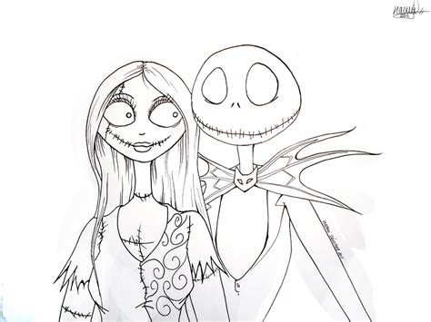 jack skellington coloring pages coloring home