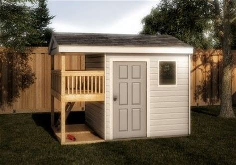 shed playhouse plans storage playhouse shed 12x8 plan backyard ideas