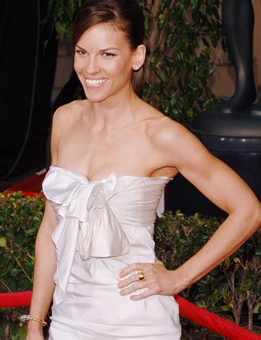 hilary swank exercise routine hilary swank workout the celebrity workout