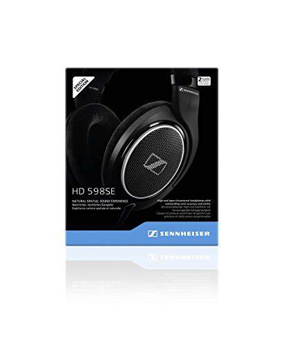 Asli Impor Sennheiser On Ear Stereo Headphone Hd 2 10 sennheiser hd 598 special edition ear headphones