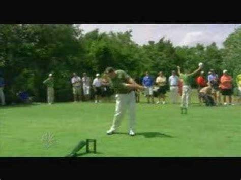 Paul Goydos Golf Swing Slo Mo Youtube