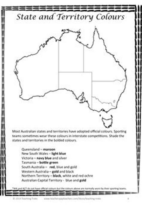 australian activities 25 best ideas about geography of australia on