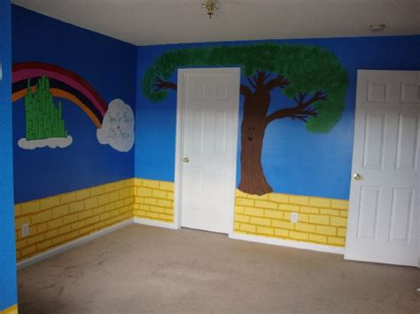 wizard of oz bedroom 17 best images about children space on