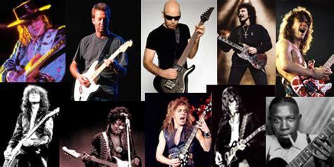 los 30 mejores guitarristas de la historia del rock rock los mejores guitarristas del mundo