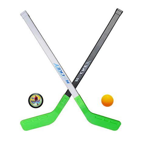 Best Seller Stik Baseboll Kayu aliexpress buy 4pcs sets child winter hockey stick tools plastic
