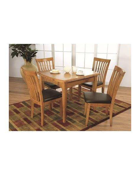 seville dining table maple