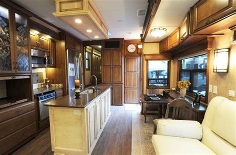 fifth wheel cers with front living rooms modern house 17 best images about luxury 5th wheel rvs travel