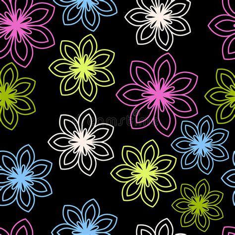 fiori stilizzati vettoriali fiori stilizzati illustrazione vettoriale illustrazione