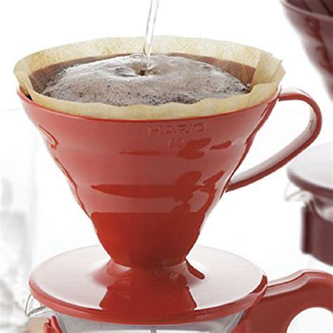 Dijamin Hario V60 Plastic Dripper Size 02 Transparant hario v60 plastic coffee dripper size 02 import it all