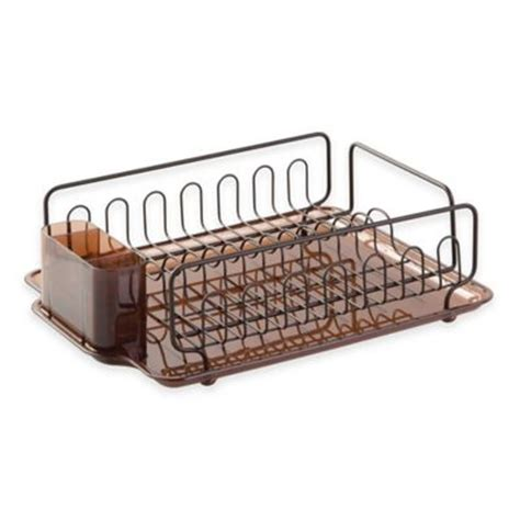 bed bath and beyond dish drying rack buy dish drainers from bed bath beyond