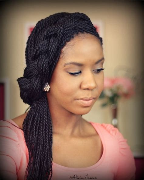 to senegalese twist take longer than box braids 50 thrilling twist braid styles to try this season