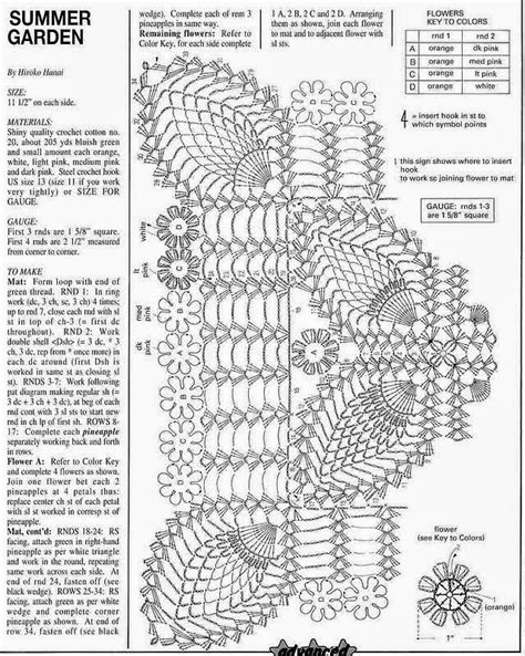 carpeta cuadrada tricolor tejida en crochet patrones en crochet patrones de bell 237 sima carpeta crochet crochet y dos
