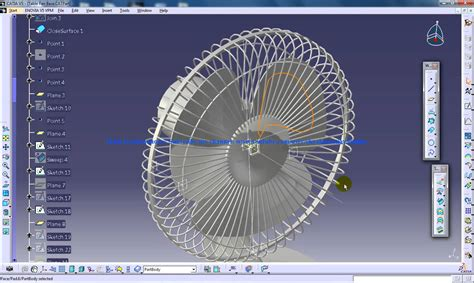 How To Make Designs On Coffee catia v5 tutorials product design generative shape design