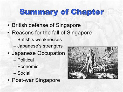 Influence Of Occupation Of Britain Essay by Sec 2 History Chapter 6