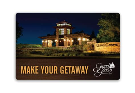 Getaway Gift Card - marcus gift cards grand geneva resort spa