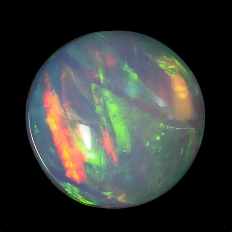 154 05 Ct Untreated Blue Opal gemstone search pearlman s jewelers