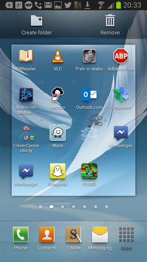 android screen how to remove apps from the android homescreen ghacks tech news